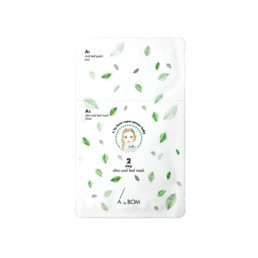 [:it]A by Bom 2 step ultra cool leaf mask[:]
