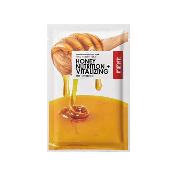 [:it]MANEFIT honey nutrition vitalizing mask[:]