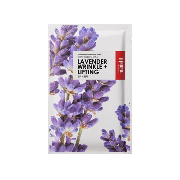 MANEFIT lavender wrinkle lifting mask