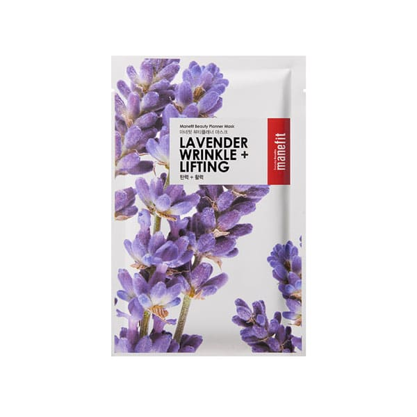 MANEFIT lavender wrinkle lifting mask