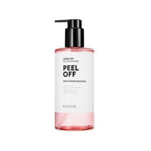 MISSHA SUPER OFF CLEANSING OIL PEEL OFF