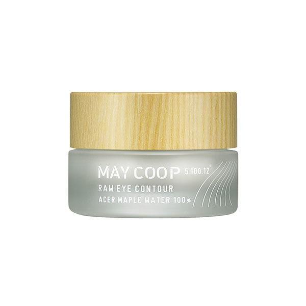May Coop raw eye contour