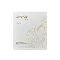 May Coop raw sheet mask