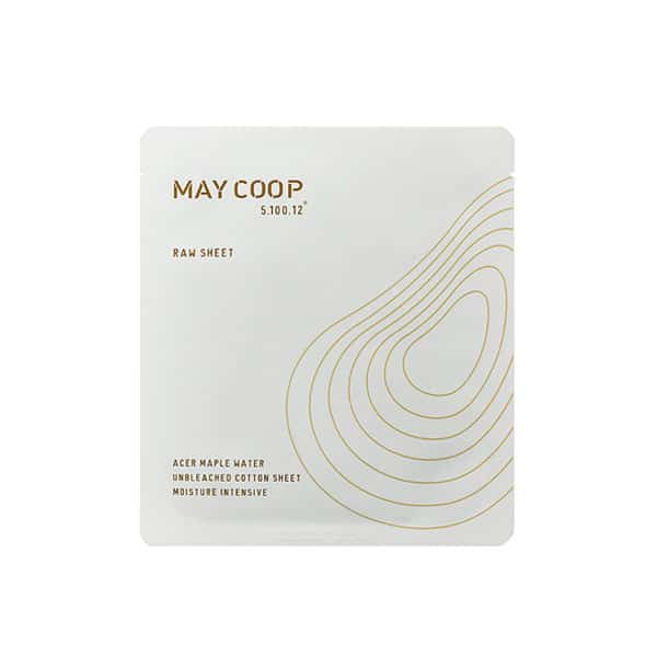 [:it]May Coop raw sheet mask[:]