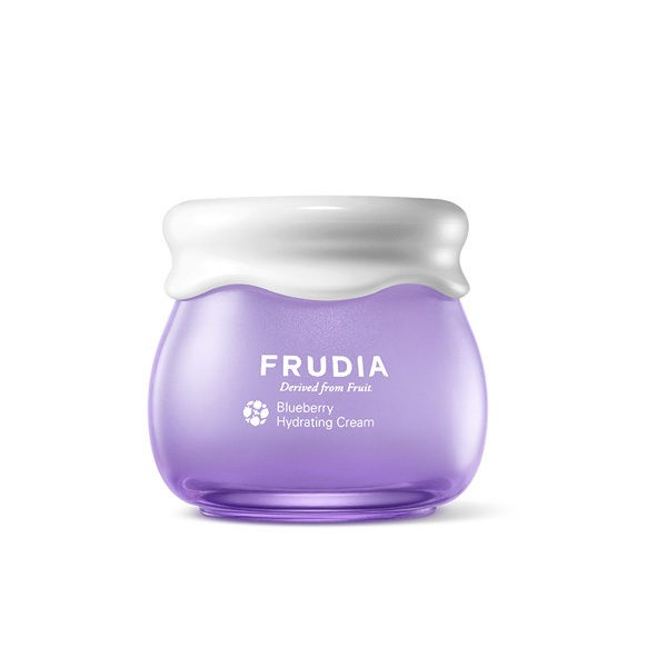 frudia blueberry hydrating cream
