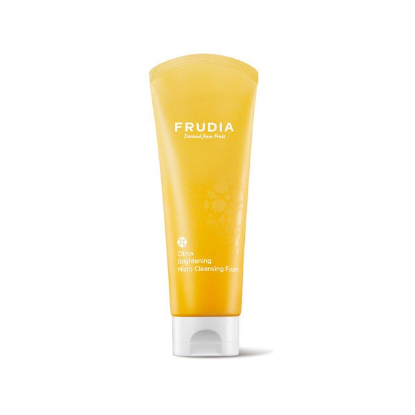 frudia citrus Brightening cleansing foam