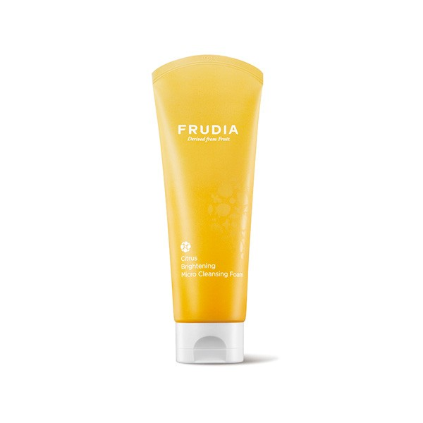 [:it]frudia citrus Brightening cleansing foam[:]