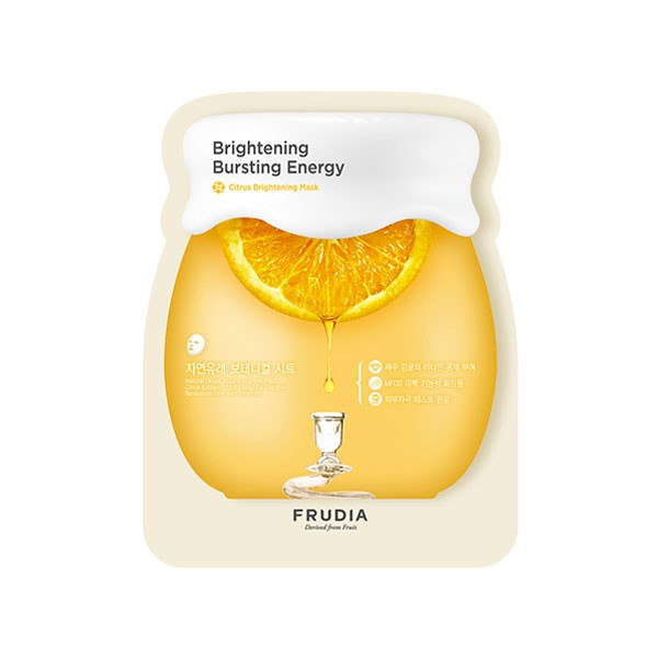 [:it]frudia citrus Brightening mask[:]