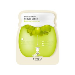 frudia green grape pore control mask