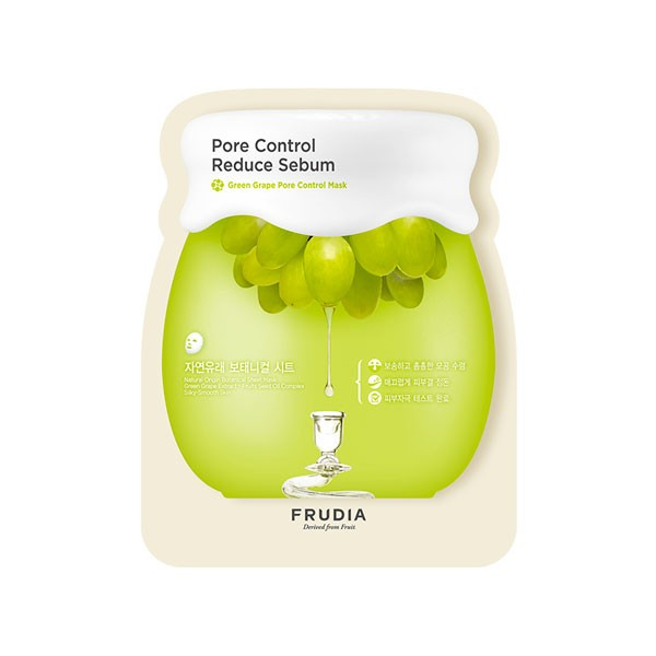 [:it]frudia green grape pore control mask[:]