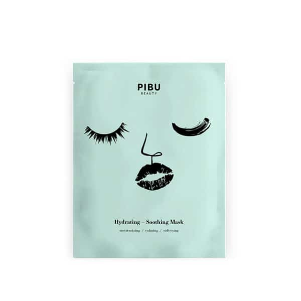 pibu hydrating soothing mask