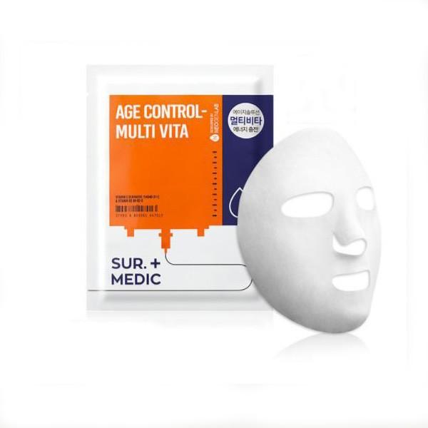 SUR+ MEDIC AGE CONTROL MULTIVITA MASK