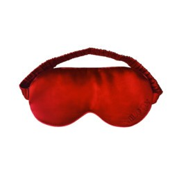 [:it]MILOON SILK SLEEPING MASK ELEGANT RED[:]