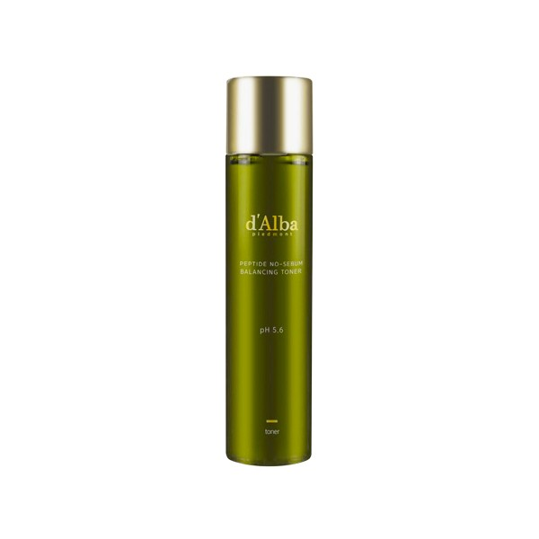 [:it]D'alba peptide no-sebum balancing toner[:]