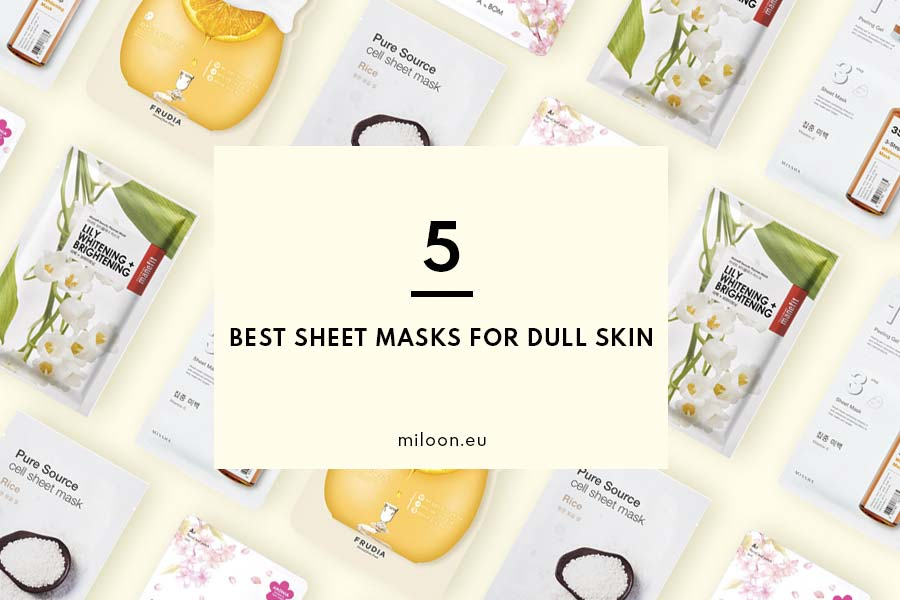 [:it]miloon 5 mask dull skin[:]