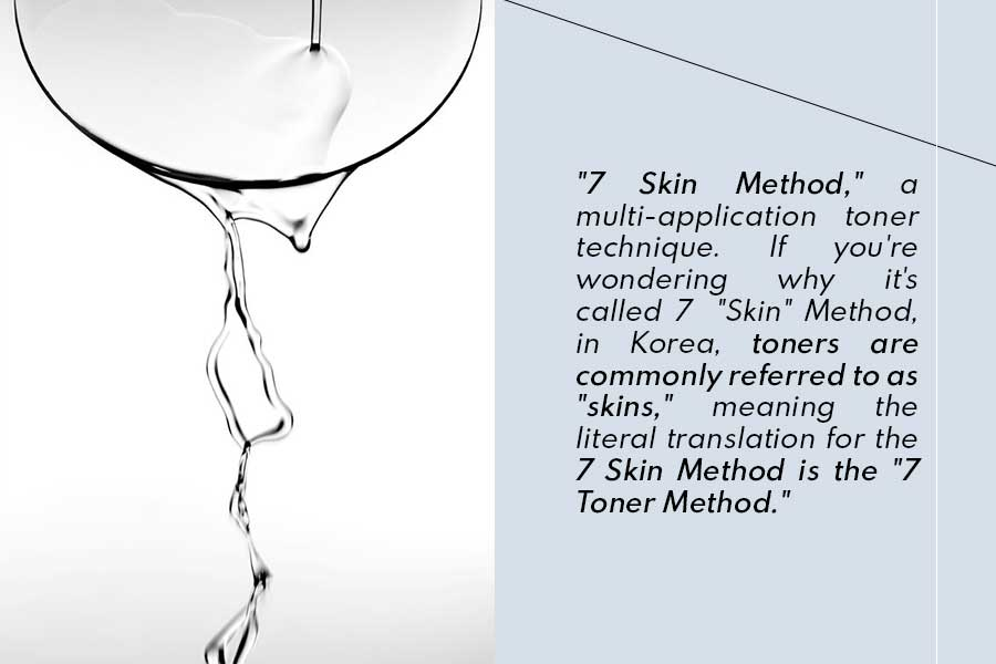 miloon 7 skin method blog