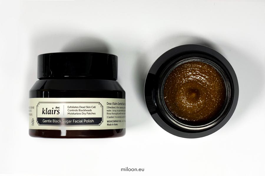 miloon klairs facial polish