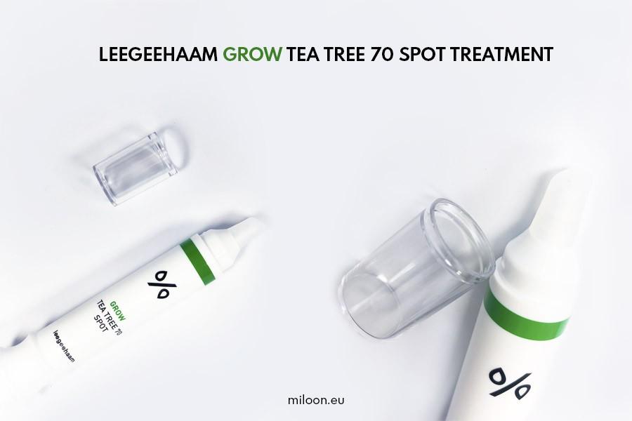 miloon LEEGEEHAAM GROW TEA TREE 70 SPOT