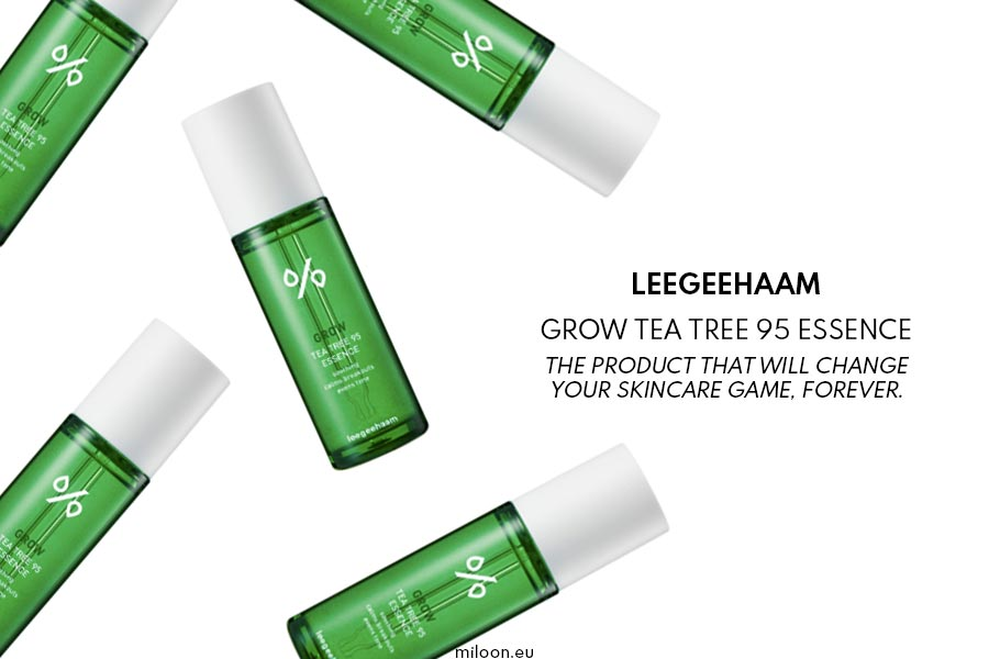 leegeehaam grow tea tree essence